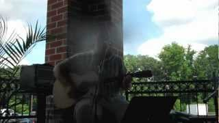 Friction of the Day Unplugged - Slither Acoustic cover (Velvet Revolver)