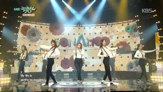 [HIT] 뮤직뱅크 - 소나무(SONAMOO) - 가는 거야(Just Go!).20150306