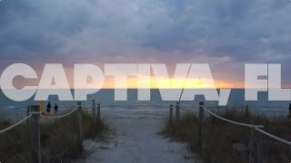 Captiva Sunset | AERIAL