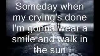 Crying in the rain lyrics)