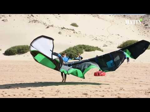 Video : Dakhla, capitale mondiale du kitesurf