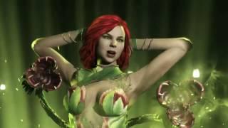 Injustice 2 Poison Ivy Gameplay