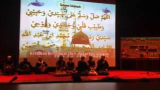 Shoutul Naim : Intro dan Selawat Tobibiah (Penutup Peace & Humanity Di Auditorium PPUKM Cheras)