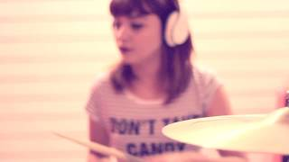 [Drum Cover] Sylvia Ribeiro: Roots Bloody Roots | Sepultura