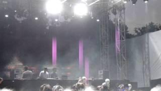 Seth Troxler, Damian Lazarus, Jamie Jones (Rebel Rave) pt1. live @ Exit 2011