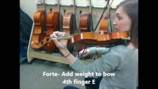 Russian Music Box Violin 1
