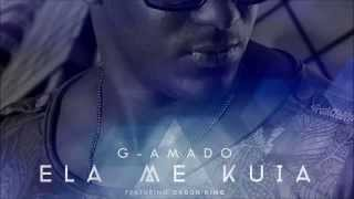 G Amado   Ela Me Kuia feat Daduh King Audio