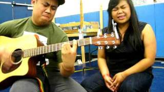Slow Motion - Karina Pasian cover with Randolph Permejo
