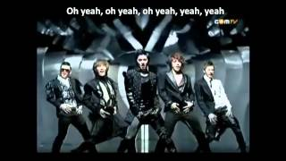 [HD] MBLAQ - Oh Yeah M/V [Lyrics + ENG SUB]