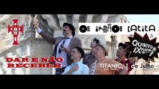 "Quinteto Explosivo - ""Todo o Tempo do Mundo (para ires p´ró Caralho) + ""Drogado"" - Live - 2016"