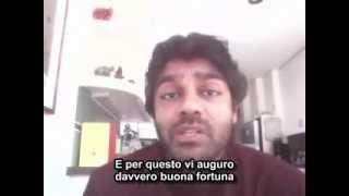 Welcome Video - Raj Patel in italiano