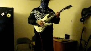 HollyWood Undead Everywhere I Go (guitar cover)