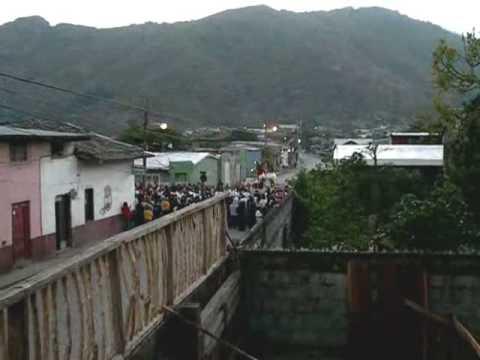 Semana Santa – Jinotega Nicaragua 2007