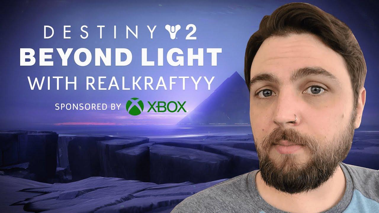 RealKraftyy - Destiny 2: Beyond Light w/ RealKraftyy Stream Highlights #ad