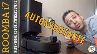 SI SVUOTA DA SOLO!! Recensione ROOMBA i7 di iRobot robot aspirapolvere.