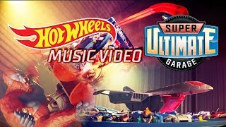 Hot Wheels - Park It Right Here (Official Music Video) | Hot Wheels