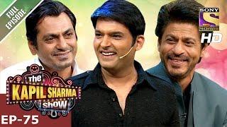 The Kapil Sharma Show - दी कपिल शर्मा शो - Ep-75-Shahrukh In Kapil's Show–21st Jan 2017