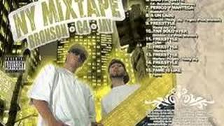 Bronson ft C4 - NY mixtape freestyle
