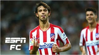 Atletico Madrid 2-1 Juventus: Joao Felix scores two stunning goals in win | 2019 ICC Highlights