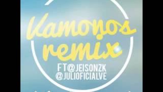 Vamonos (Oficial Remix) - Jeisonzk Ft Jay Cs | @IClubPauta