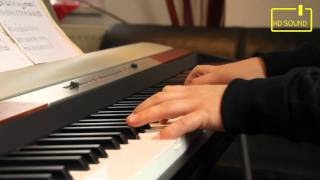 Happy Birthday song - Piano / Klavier pianoforte buon compleanno Karaoke Geburtstaglied Noten