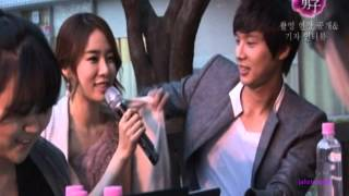 JI HYUN WOO & YOO IN NA: Sweetest Real Life Couple