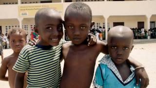 """CLIP """"CHILDREN OF AFRICA """" MAGIC SYSTEM"""