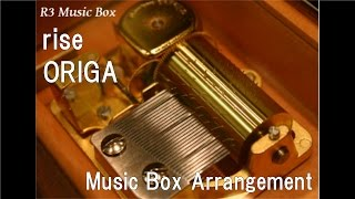 "rise/ORIGA [Music Box] (Anime ""Ghost in the Shell: S.A.C. 2nd GIG"" OP)"