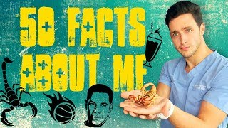 50 Facts About Me | Doctor Mike width=