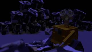 Wall-e Animation Practice