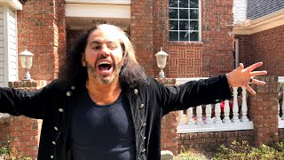 """Woken"" Matt Hardy welcomes you to The Hardy Compound: Exclusive, March 16, 2018"