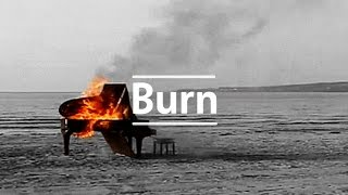 Burning Piano Rap Instrumental (w/Hook) - Burn