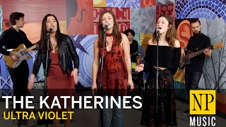 The Katherines 'Ultra Violet' in the NP Music studio