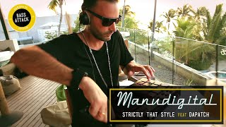 MANUDIGITAL Ft. Dapatch - Strictly That Style