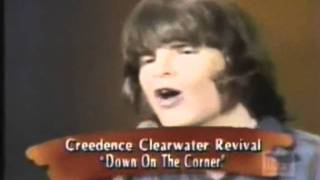 Down on the Corner - Creedence Clearwater Revival (HQ - 5.1 Studio )