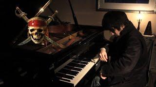 Jarrod Radnich - Pirates of the Caribbean - Virtuosic Piano Solo | Léiki Uëda