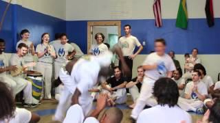 Grupo Unidade Capoeira Batizado 2012