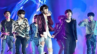 """BTS Bring Fans To TEARS With """"Fake Love"""" Performance At 2018 Billboard Music Awards"""