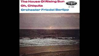 Orchester Friedel Berlipp - The House Of The Rising Sun (Instrumental)