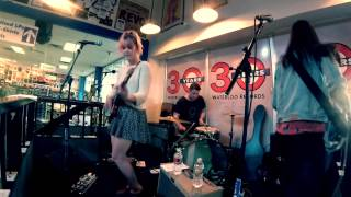 "Bleached ""Love Spells"" live at Waterloo Records in Austin, TX"