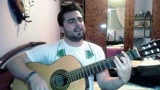 Con sólo una sonrisa - Melendi (cover Sergio RodSanz)