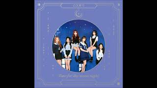 GFRIEND (여자친구) - 밤 (Time for the moon night) [Instrumental] width=