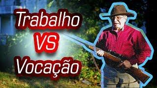 Olavo de Carvalho - Vocação vs Trabalho