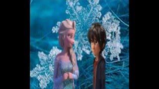 Elsa y Hiro como si fuera mi ultimo dia