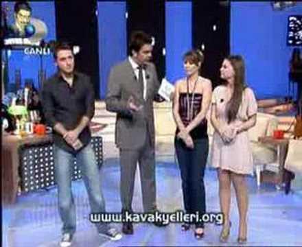 Beyaz Show Aslı-Pelin-İbrahim
