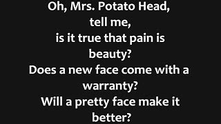 Melanie Martinez - Mrs. Potato Head Lyrics