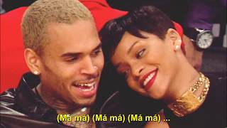 Rihanna Feat. Chris Brown -  Bad Girl [PTBR LEGENDA*]