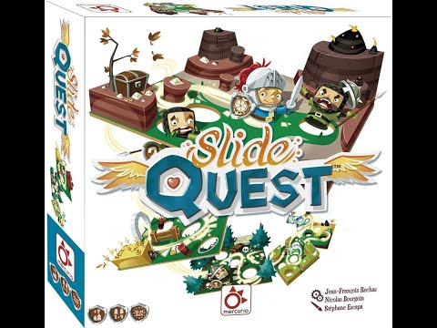 Reseña Slide Quest