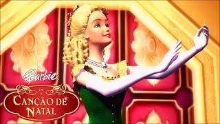 Barbie em A Canção de Natal | Pinheirinho de Natal (Eden Starling)♫