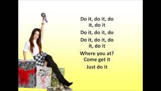 Becky G - Do it - empire (lyrics)